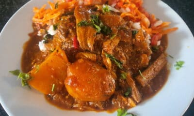durban tinned fish curry